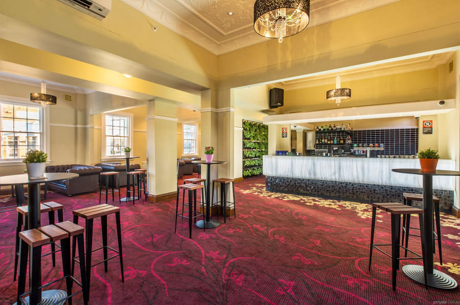 Crows Nest Hotel, Crows Nest, NSW. Function Room hire photo #1