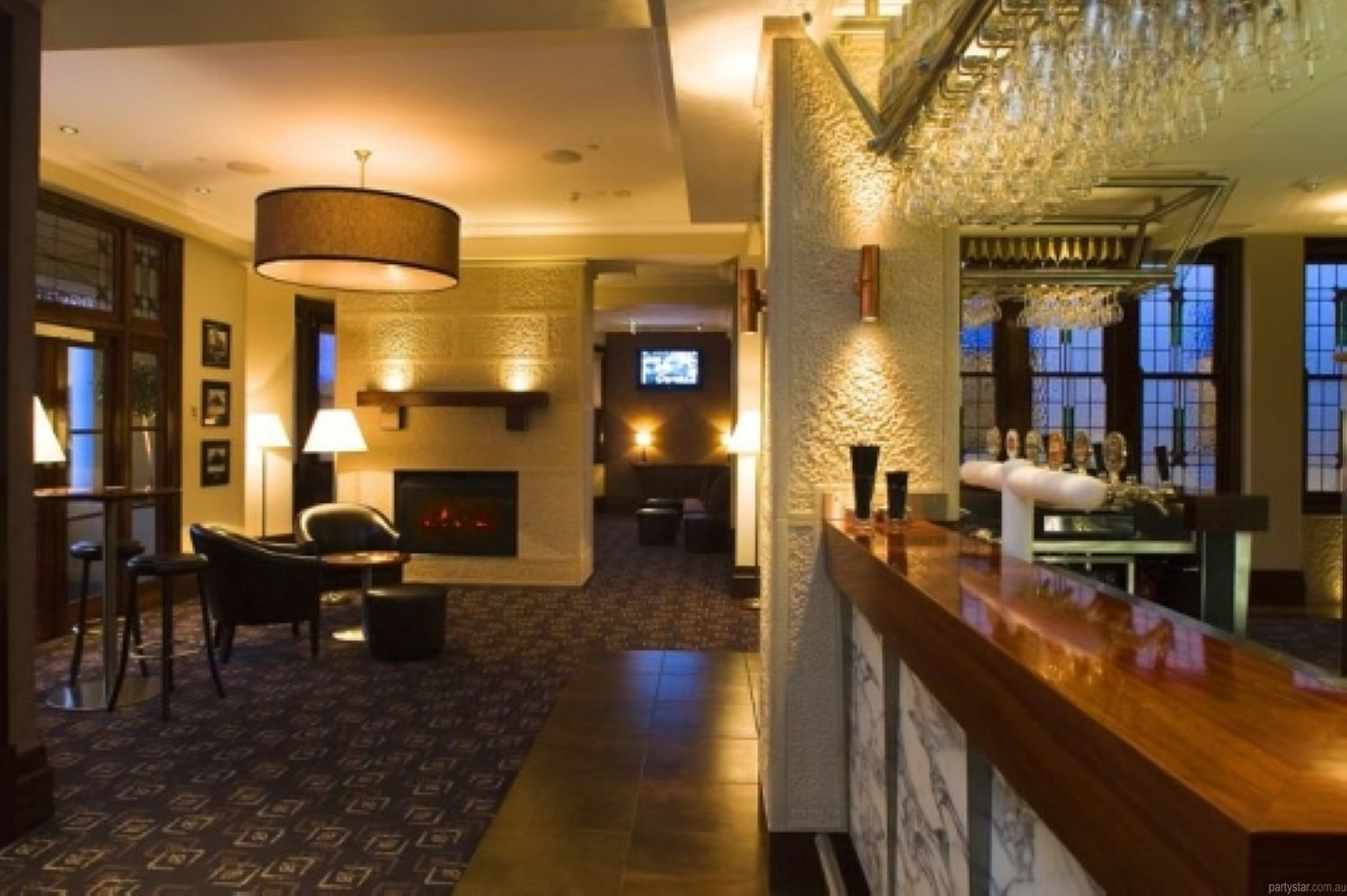 Doncaster Hotel, Kensington, NSW. Function Room hire photo #1