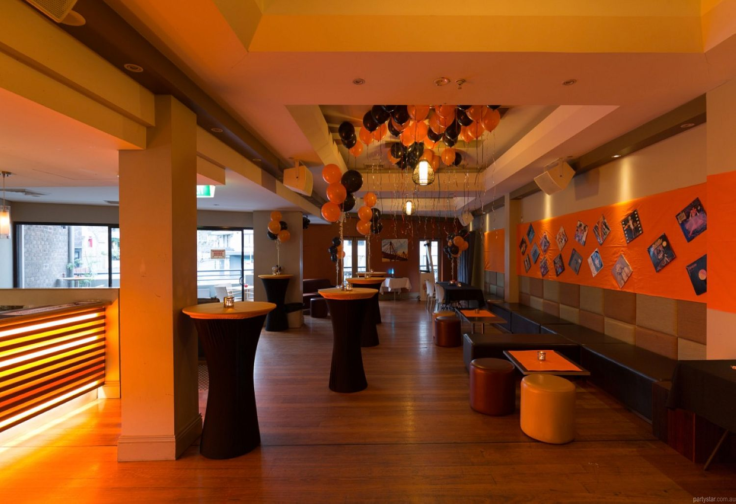 Dunkirk Hotel, Pyrmont, NSW. Function Room hire photo #1
