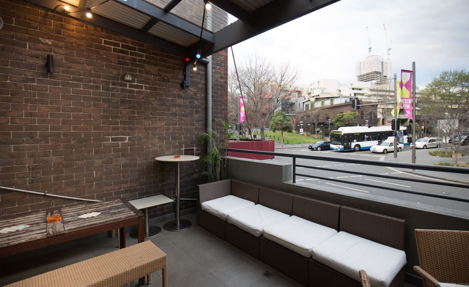 Dunkirk Hotel, Pyrmont, NSW. Function Room hire photo #4