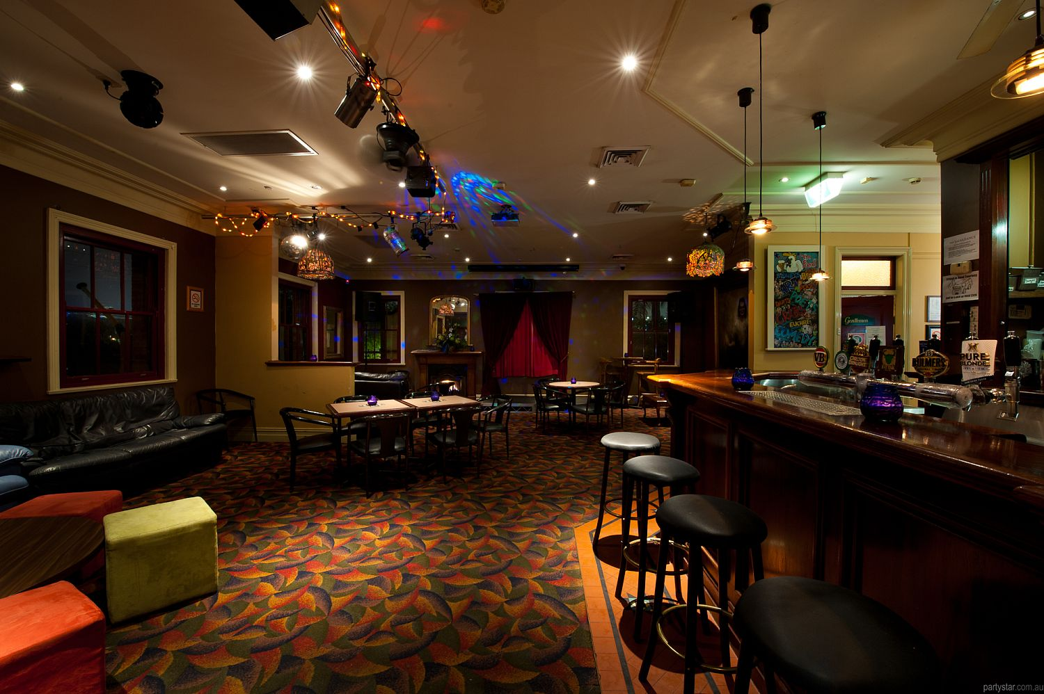 Friend In Hand Hotel, Glebe, NSW. Function Room hire photo #1
