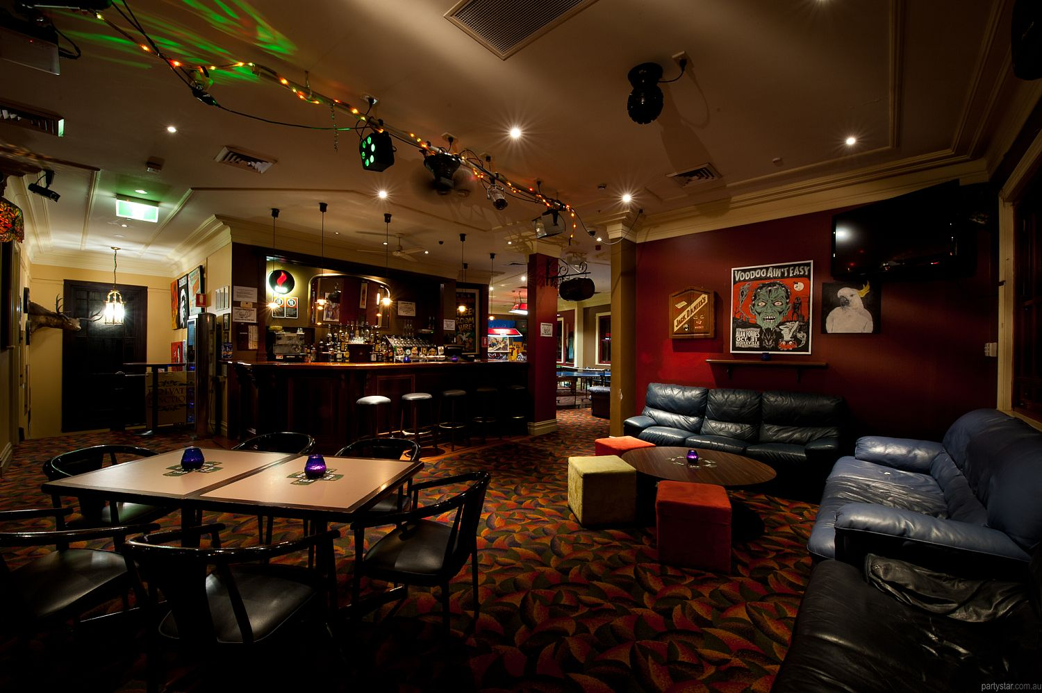 Friend In Hand Hotel, Glebe, NSW. Function Room hire photo #2