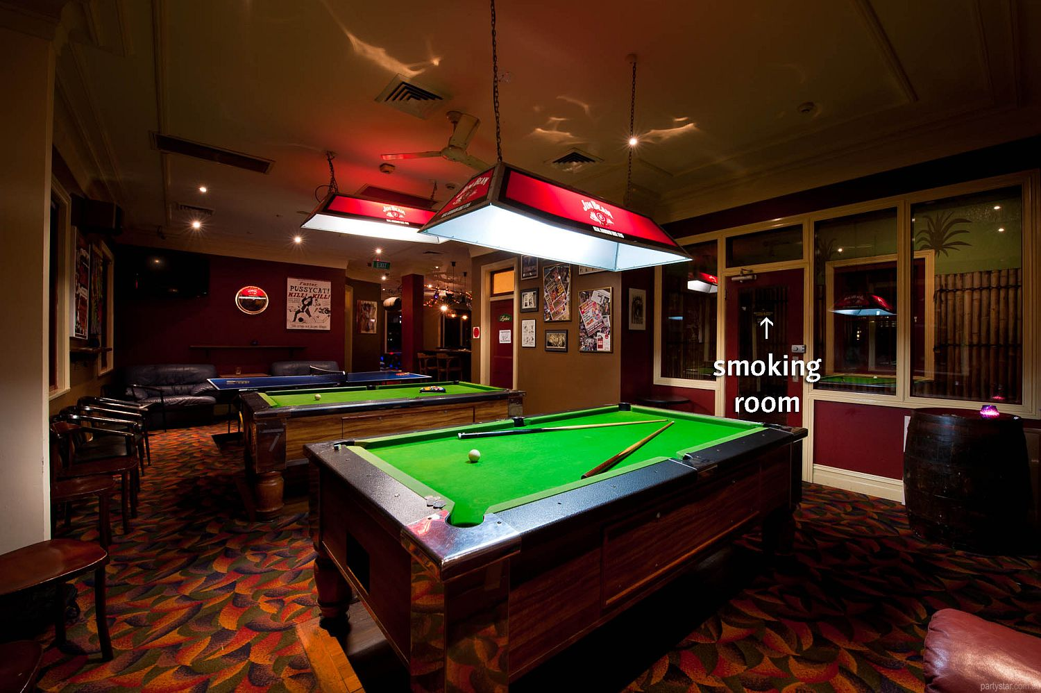 Friend In Hand Hotel, Glebe, NSW. Function Room hire photo #3
