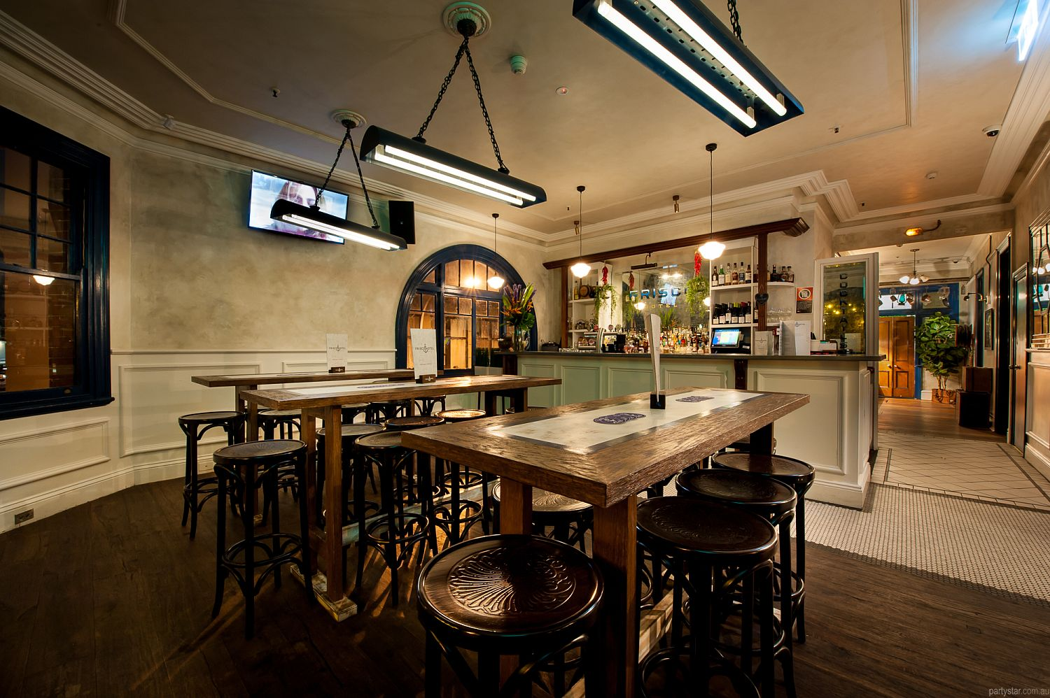 Frisco Hotel, Woolloomooloo, NSW. Function Room hire photo #1