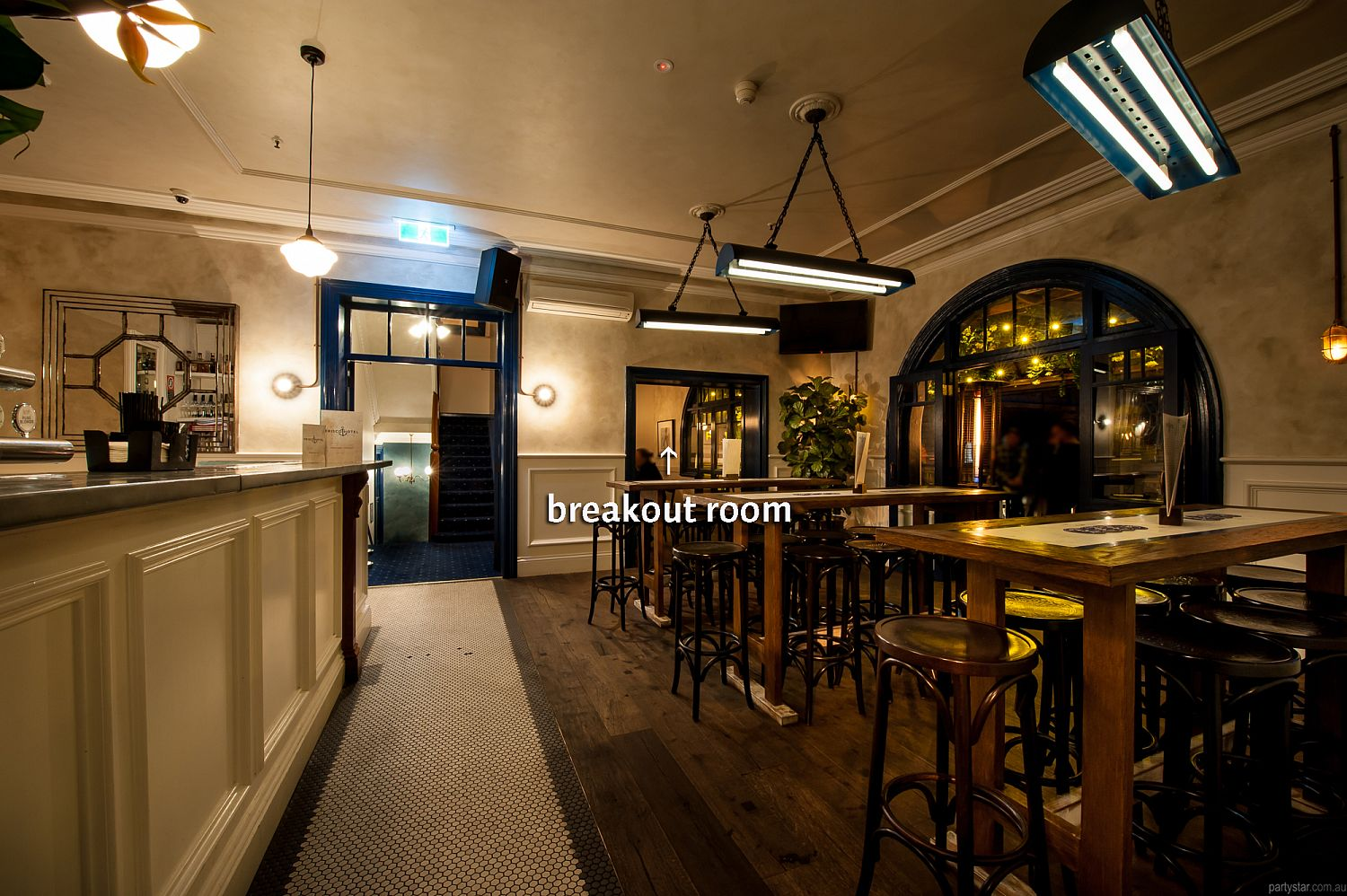 Frisco Hotel, Woolloomooloo, NSW. Function Room hire photo #2