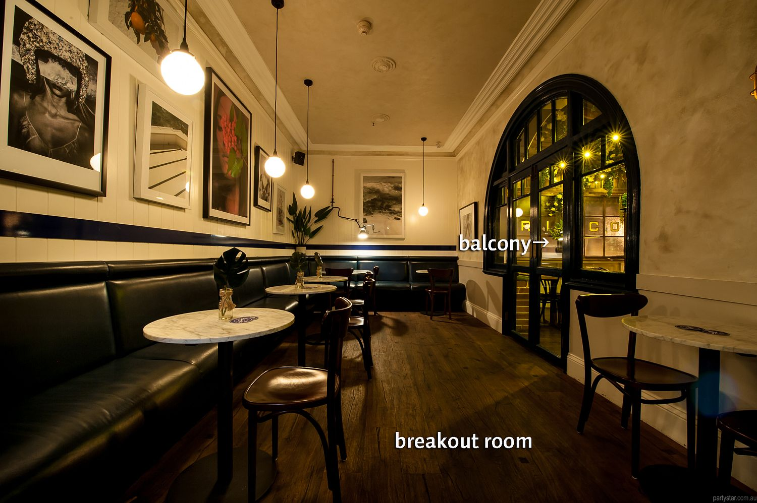 Frisco Hotel, Woolloomooloo, NSW. Function Room hire photo #3