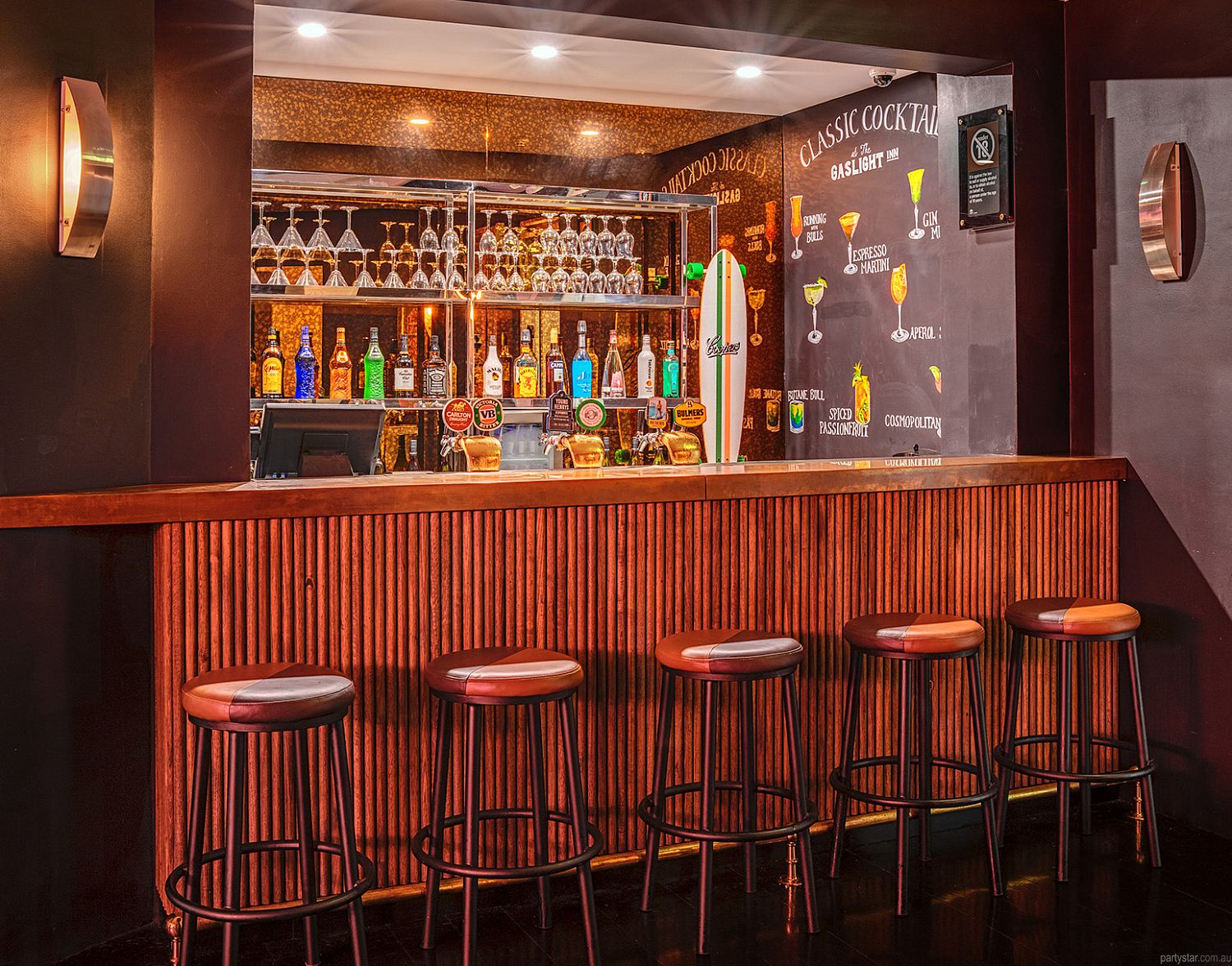 Gaslight Inn, Surry Hills, NSW. Function Room hire photo #4