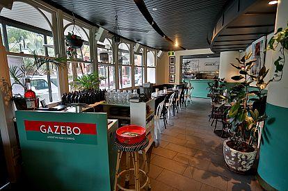 Function venue Gazebo Wine Bar