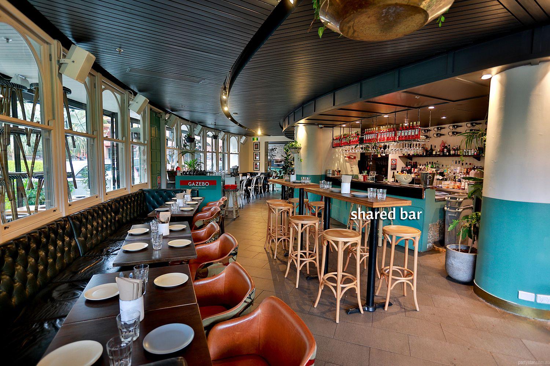 Gazebo Wine Bar, Elizabeth Bay, NSW. Function Room hire photo #3