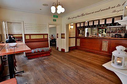 Function venue Harts Pub