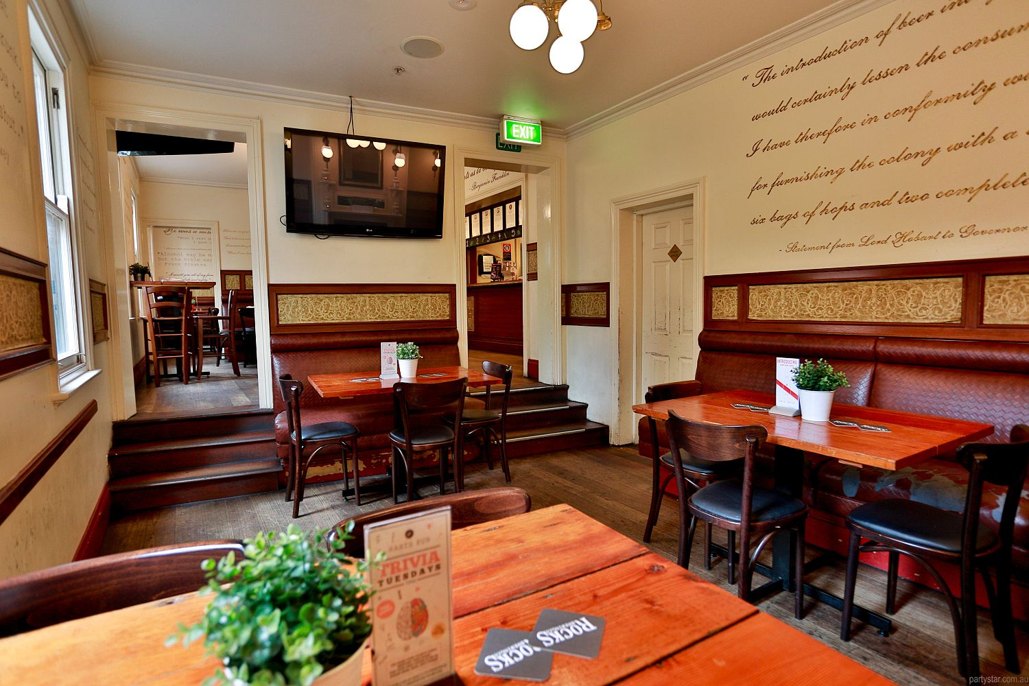 Harts Pub, The Rocks, NSW. Function Room hire photo #5