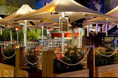 Function venue Helm Bar