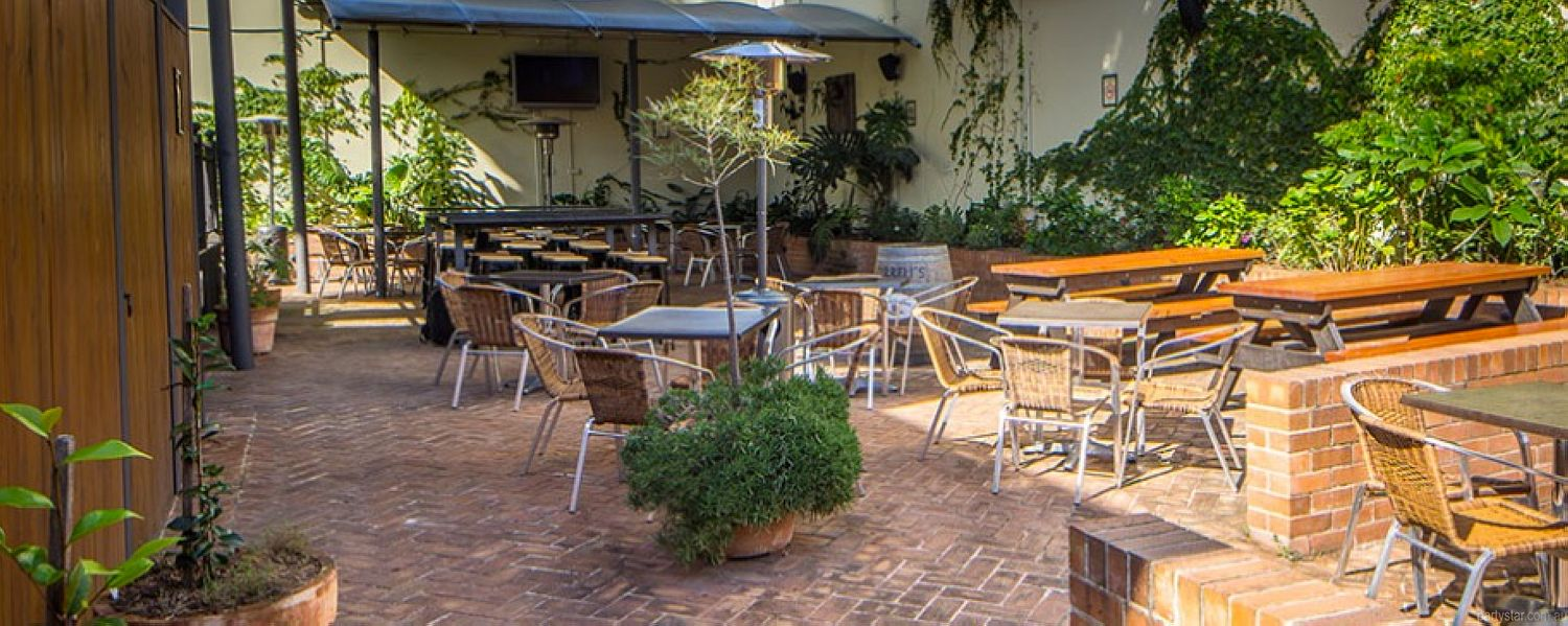 Iron Duke Hotel, Alexandria, NSW. Function Room hire photo #1