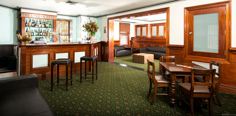 London Hotel, Balmain, NSW. Function Room hire photo #1