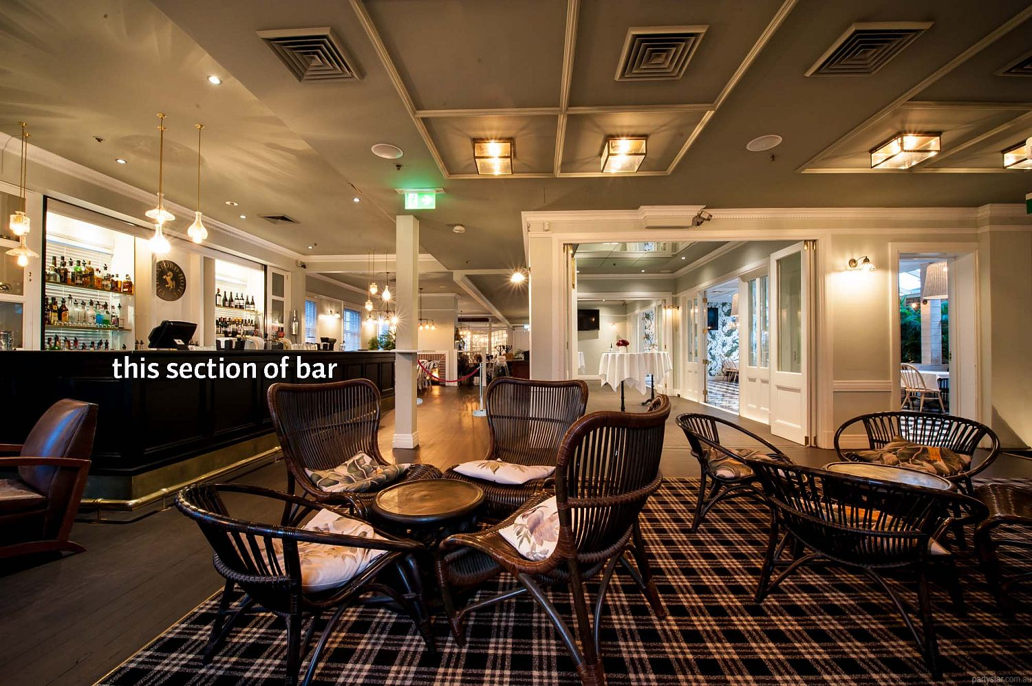Oxford Hotel, Drummoyne, NSW. Function Room hire photo #2