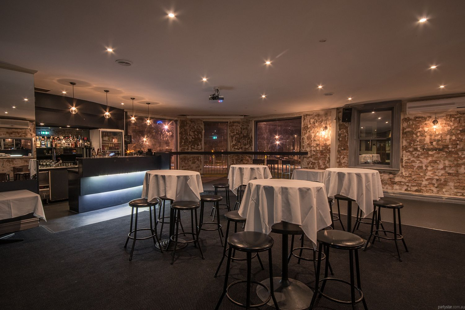 Castle Hotel, North Melbourne, VIC. Function Room hire photo #1