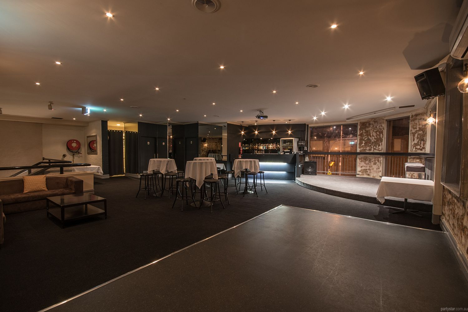 Castle Hotel, North Melbourne, VIC. Function Room hire photo #2