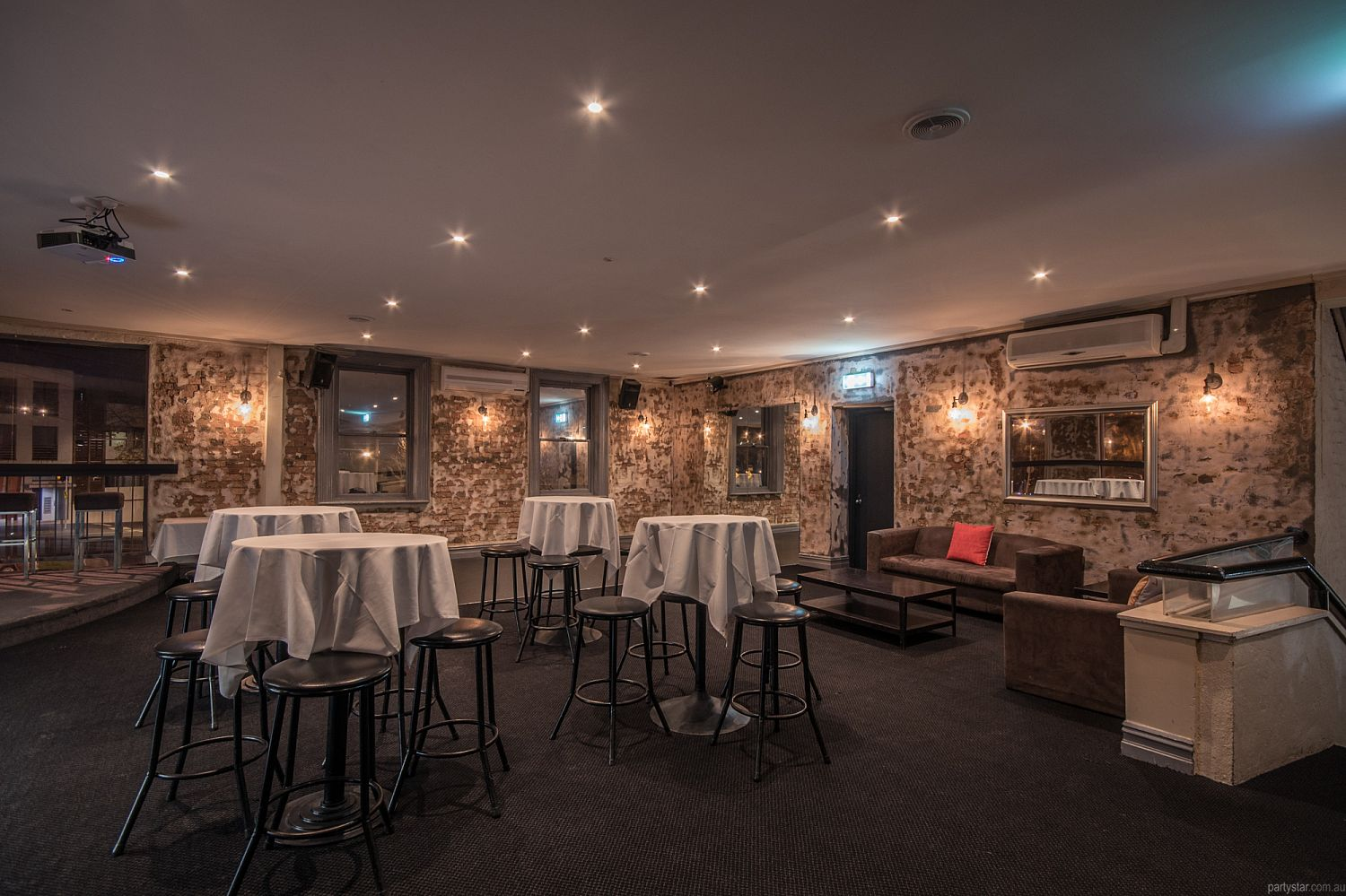 Castle Hotel, North Melbourne, VIC. Function Room hire photo #4