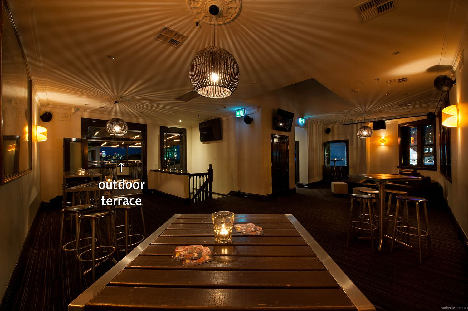Pyrmont Bridge Hotel, Pyrmont, NSW. Function Room hire photo #5