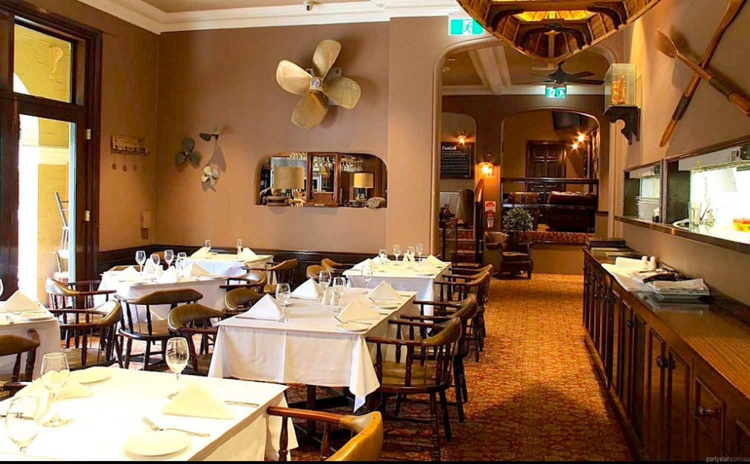 Rag and Famish, North Sydney, NSW. Function Room hire photo #2
