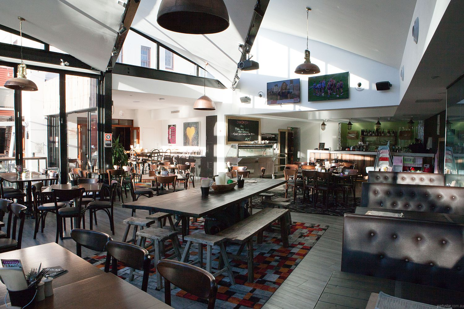 Native Rose Hotel, Rozelle, NSW. Function Room hire photo #2