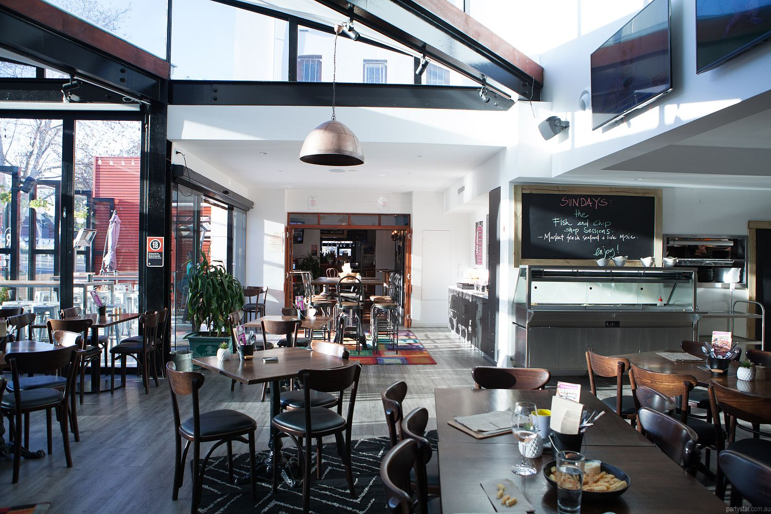 Native Rose Hotel, Rozelle, NSW. Function Room hire photo #3