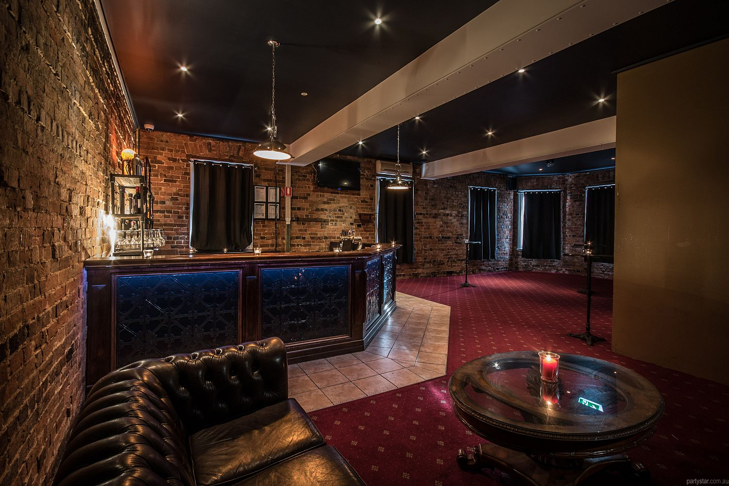 Elgin Inn Hotel, Hawthorn, VIC. Function Room hire photo #1