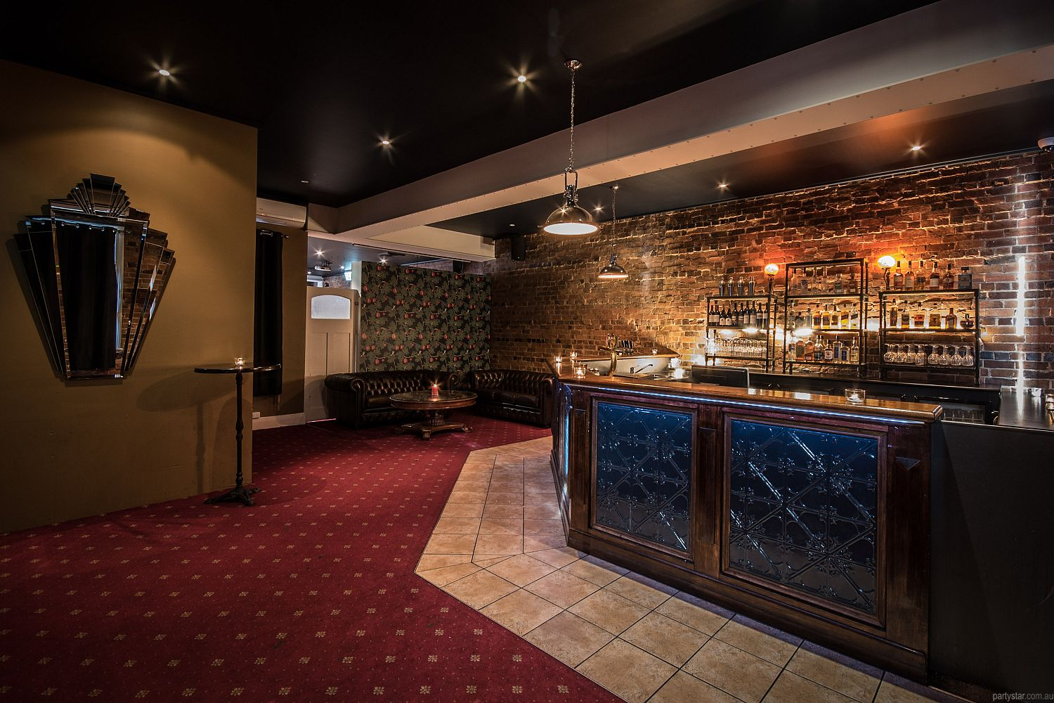 Elgin Inn Hotel, Hawthorn, VIC. Function Room hire photo #4