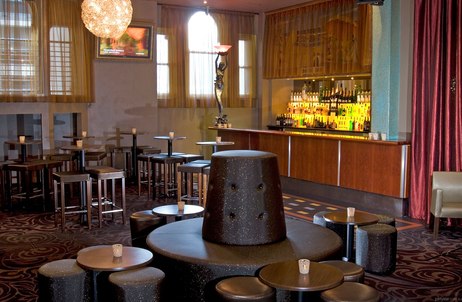 Shark Hotel, Sydney, NSW. Function Room hire photo #2