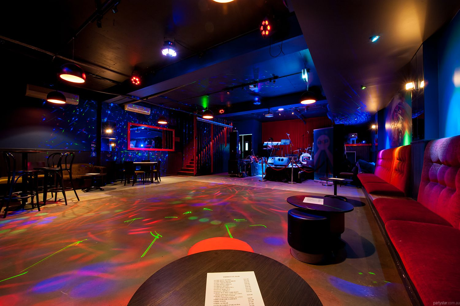 Third Eye, Rockdale, NSW. Function Room hire photo #4