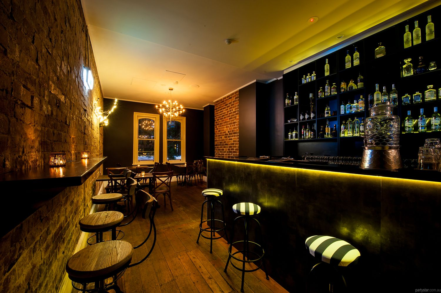 The Captains Balcony, Sydney, NSW. Function Room hire photo #1