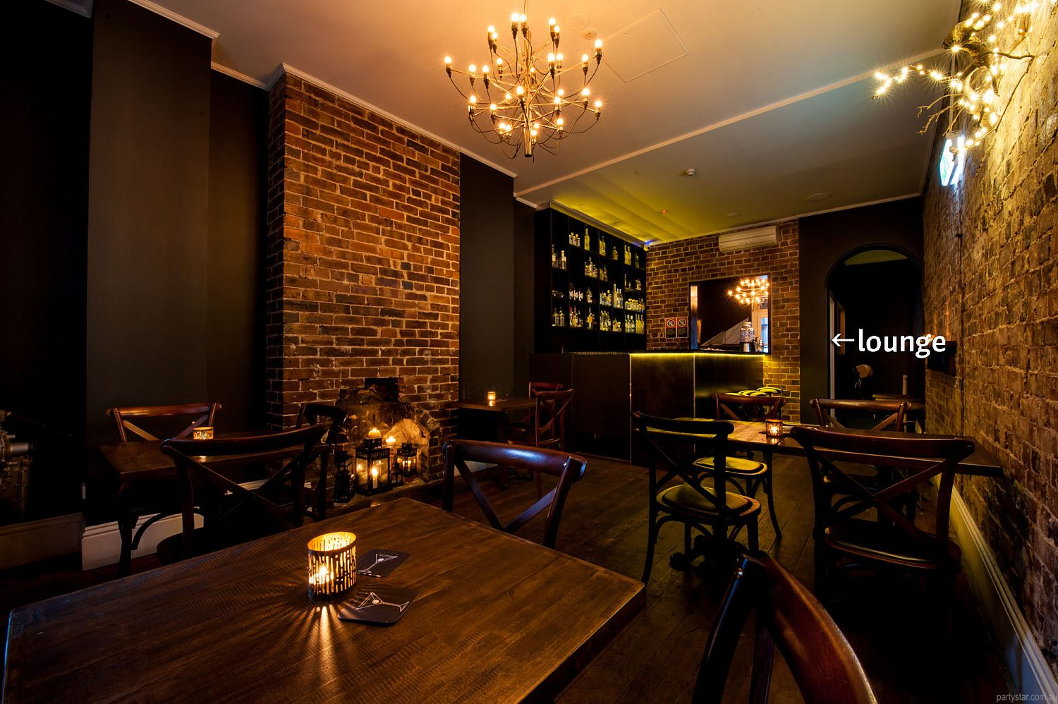 The Captains Balcony, Sydney, NSW. Function Room hire photo #2