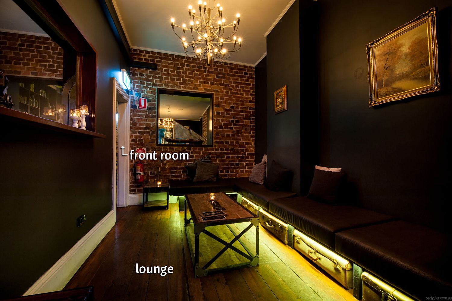 The Captains Balcony, Sydney, NSW. Function Room hire photo #5