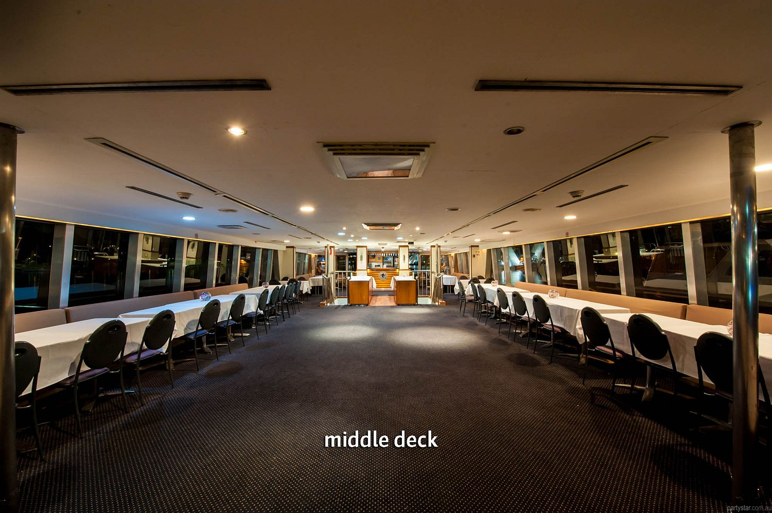 Vagabond Cruises, Pyrmont, NSW. Function Room hire photo #2