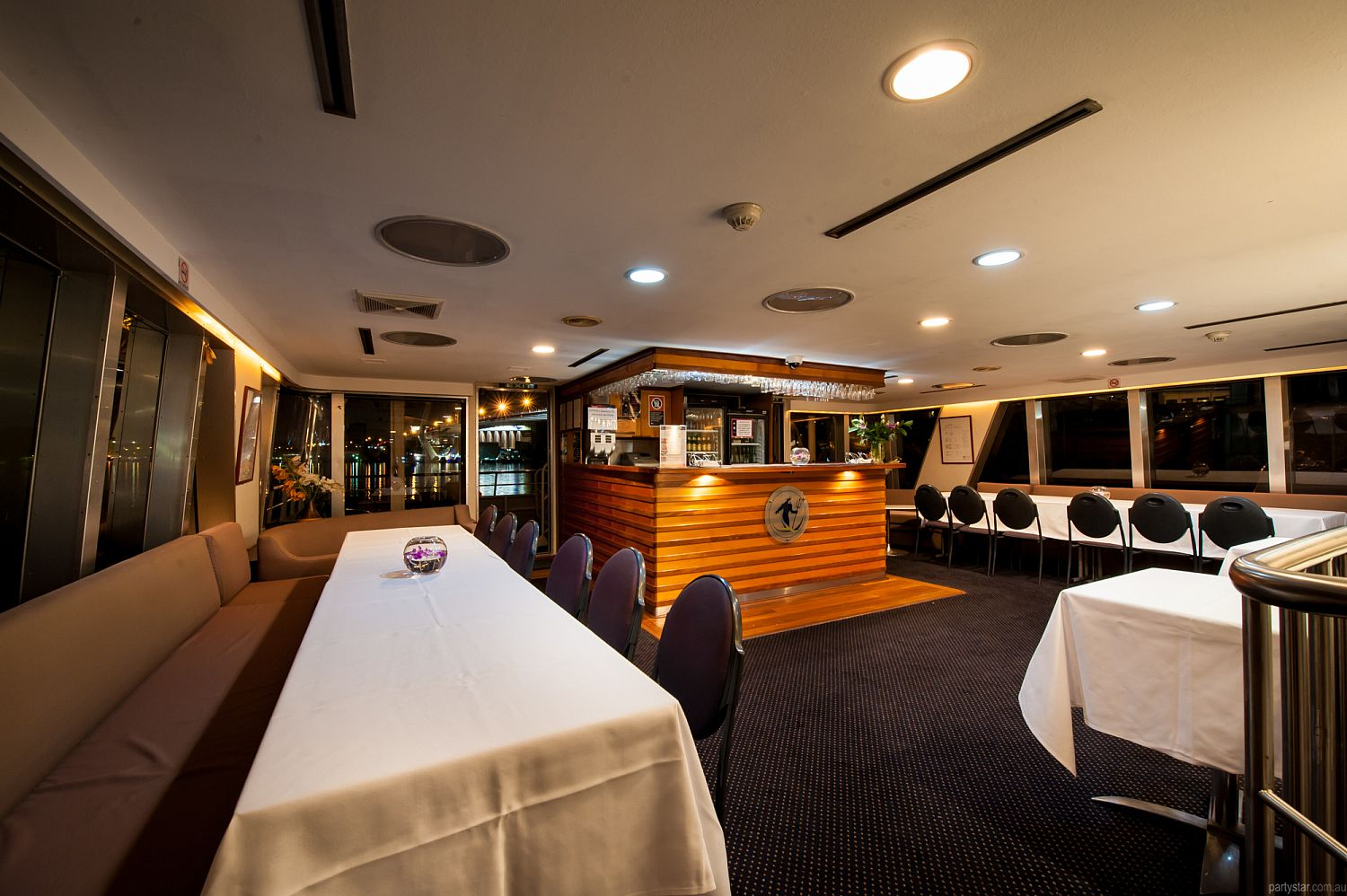 Vagabond Cruises, Pyrmont, NSW. Function Room hire photo #3