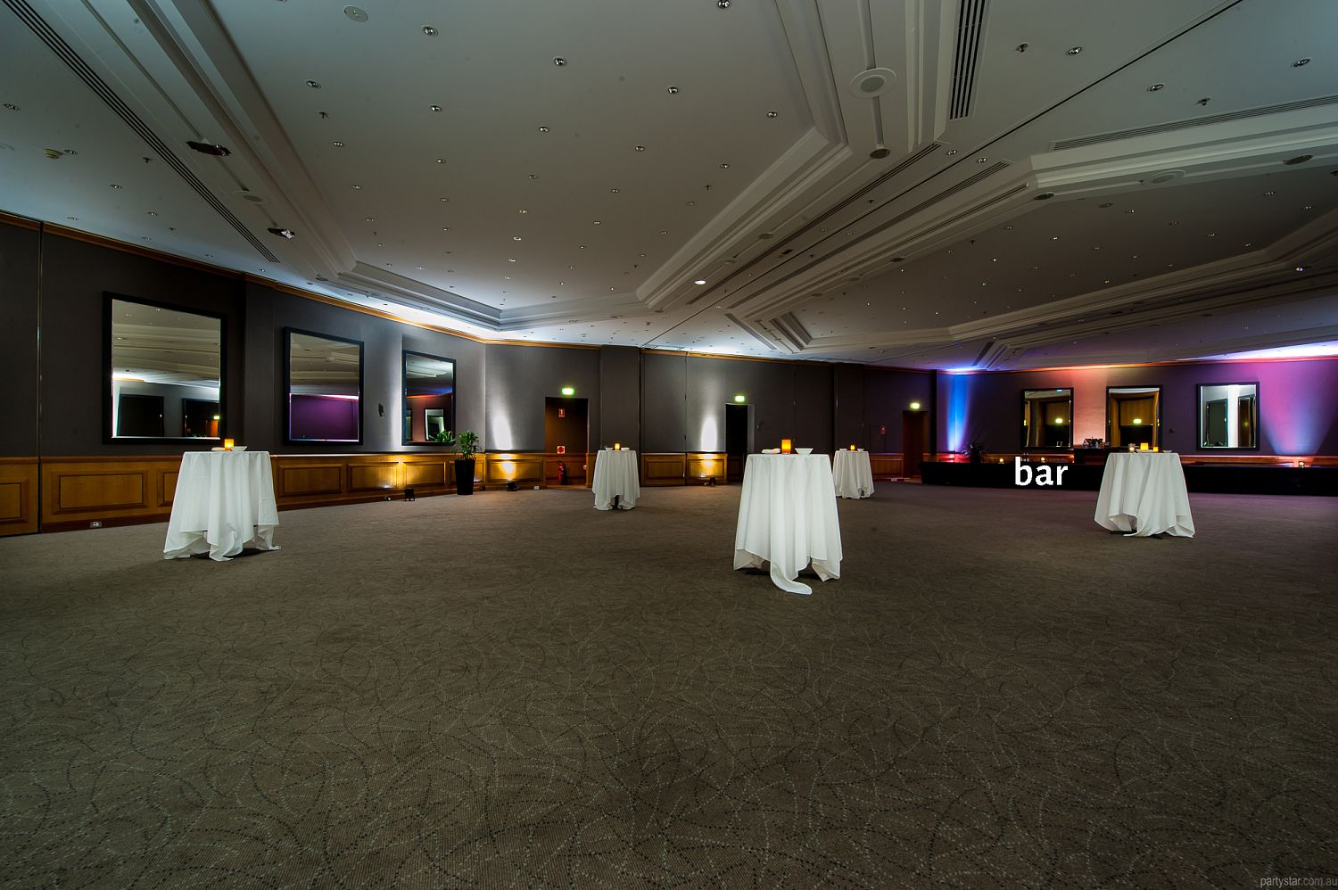 Mercure Sydney Airport, Wolli Creek, NSW. Function Room hire photo #4