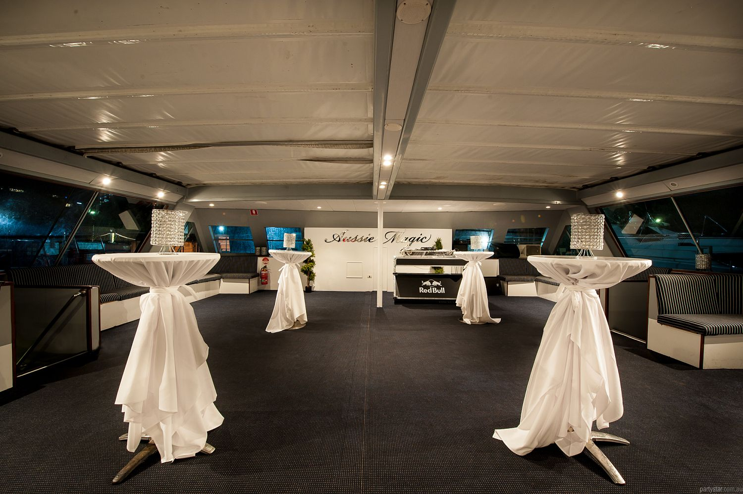 All Occasion Cruises, Ultimo, NSW. Function Room hire photo #4