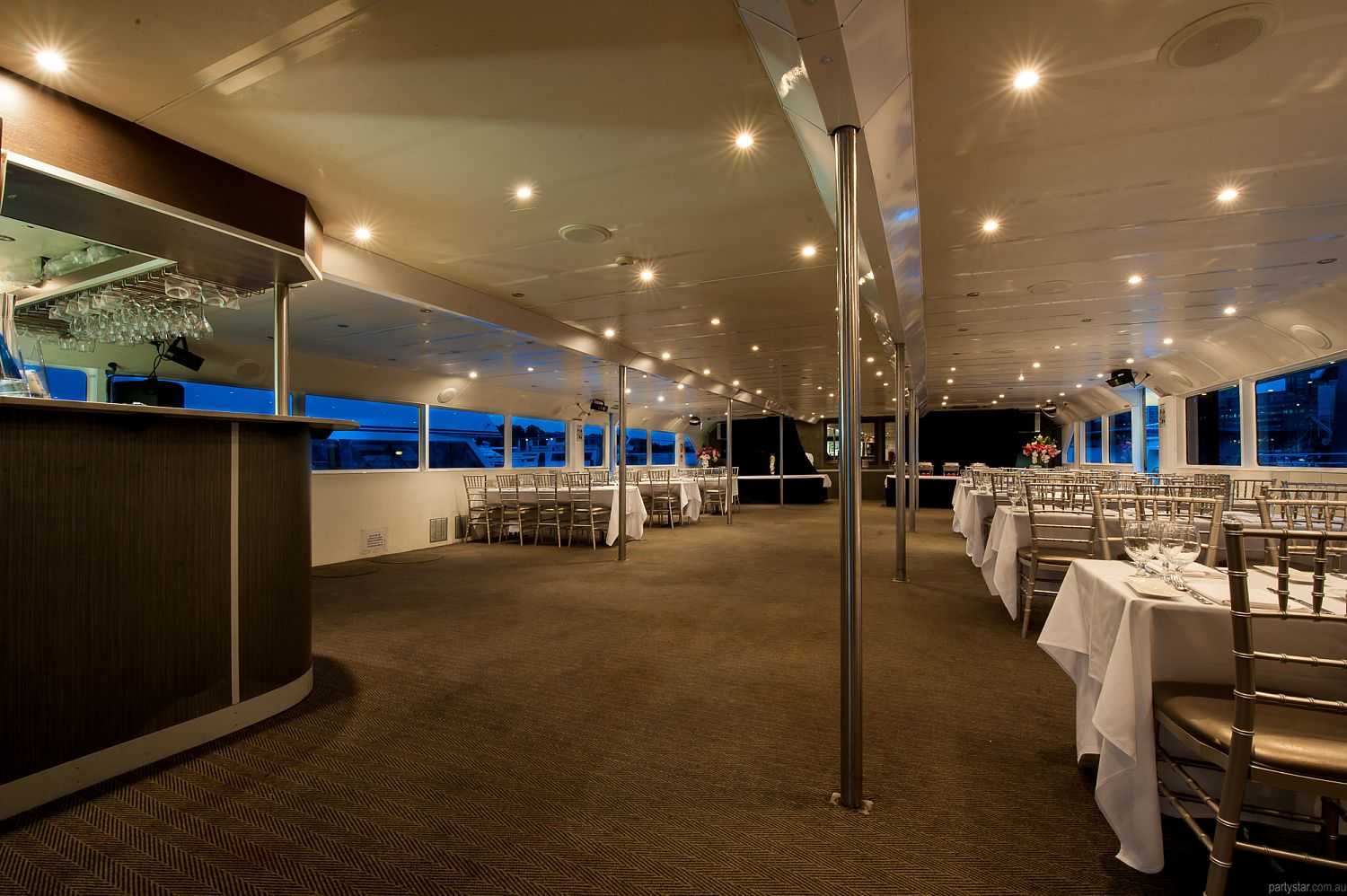 All Occasion Cruises, Ultimo, NSW. Function Room hire photo #1