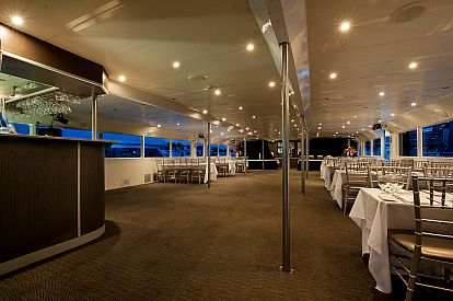 Function venue All Occasion Cruises