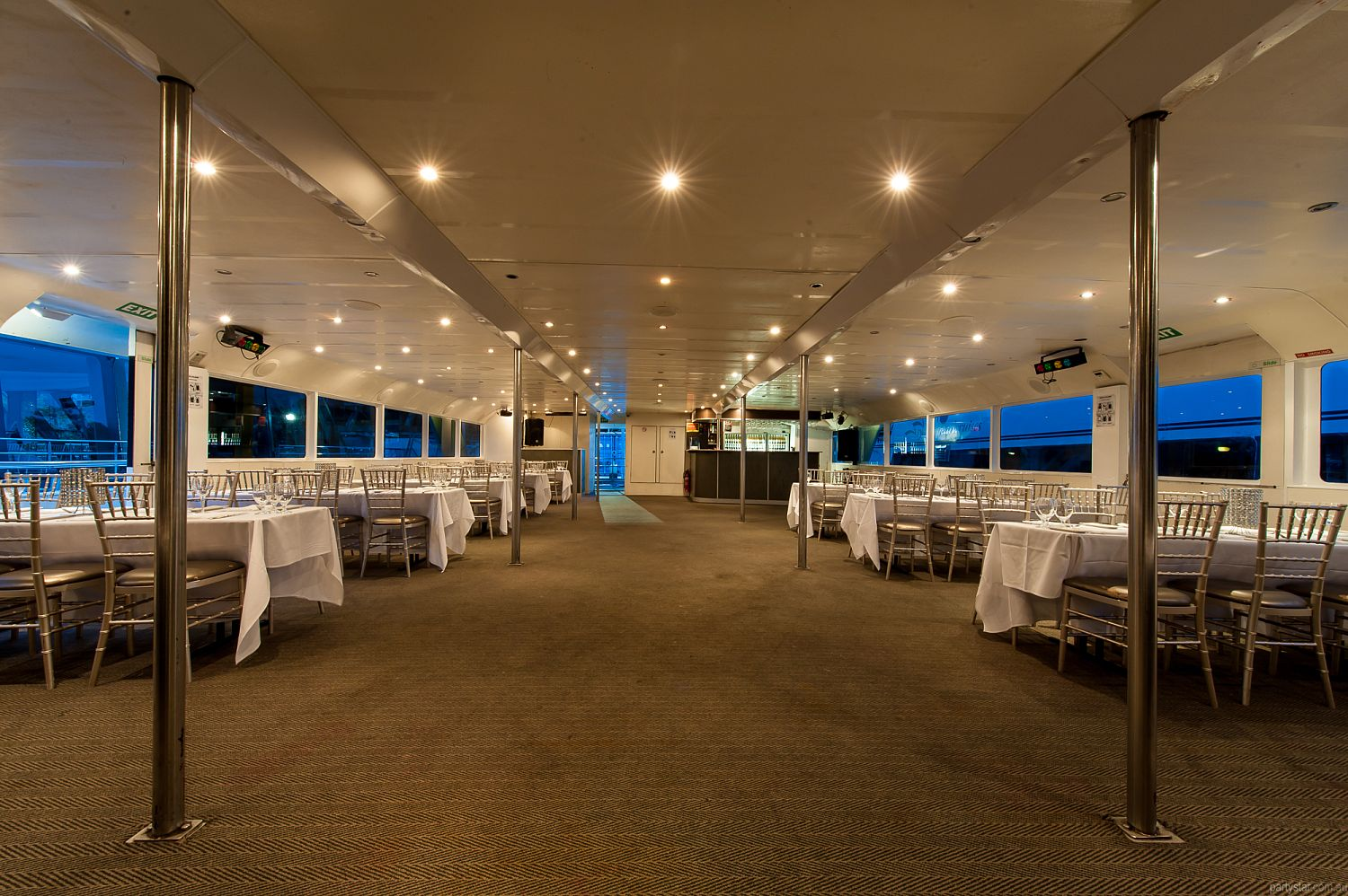 All Occasion Cruises, Ultimo, NSW. Function Room hire photo #2