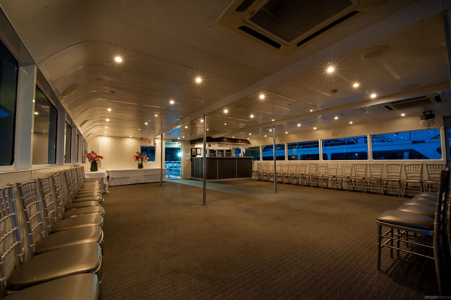 All Occasion Cruises, Ultimo, NSW. Function Room hire photo #3