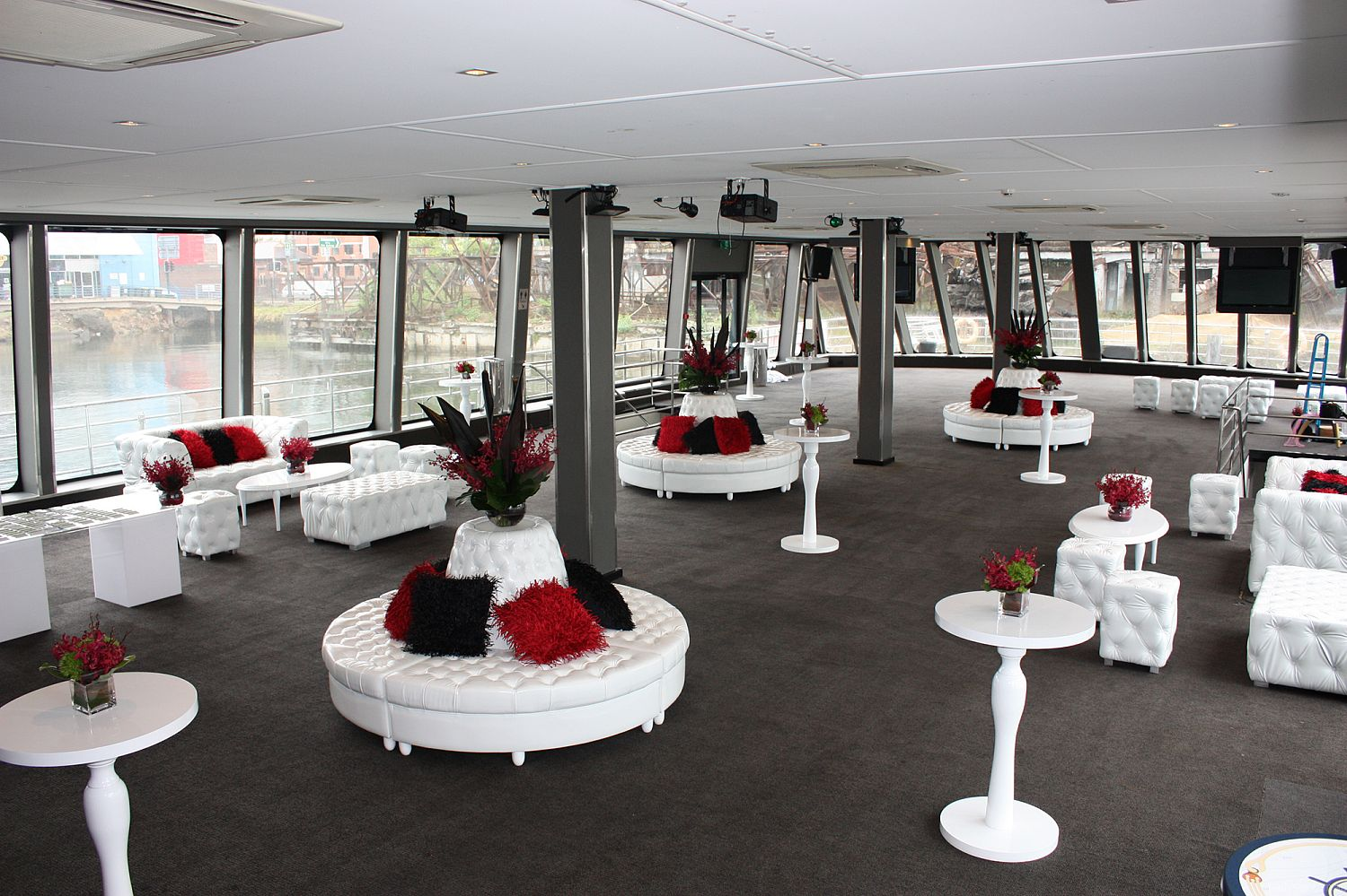 All Occasion Cruises, Pyrmont, NSW. Function Room hire photo #2