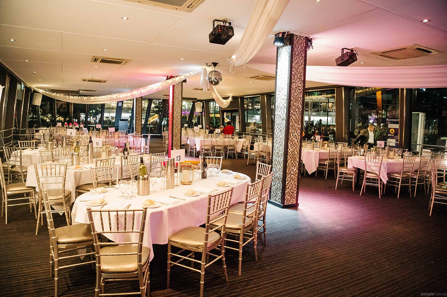 All Occasion Cruises, Pyrmont, NSW. Function Room hire photo #3
