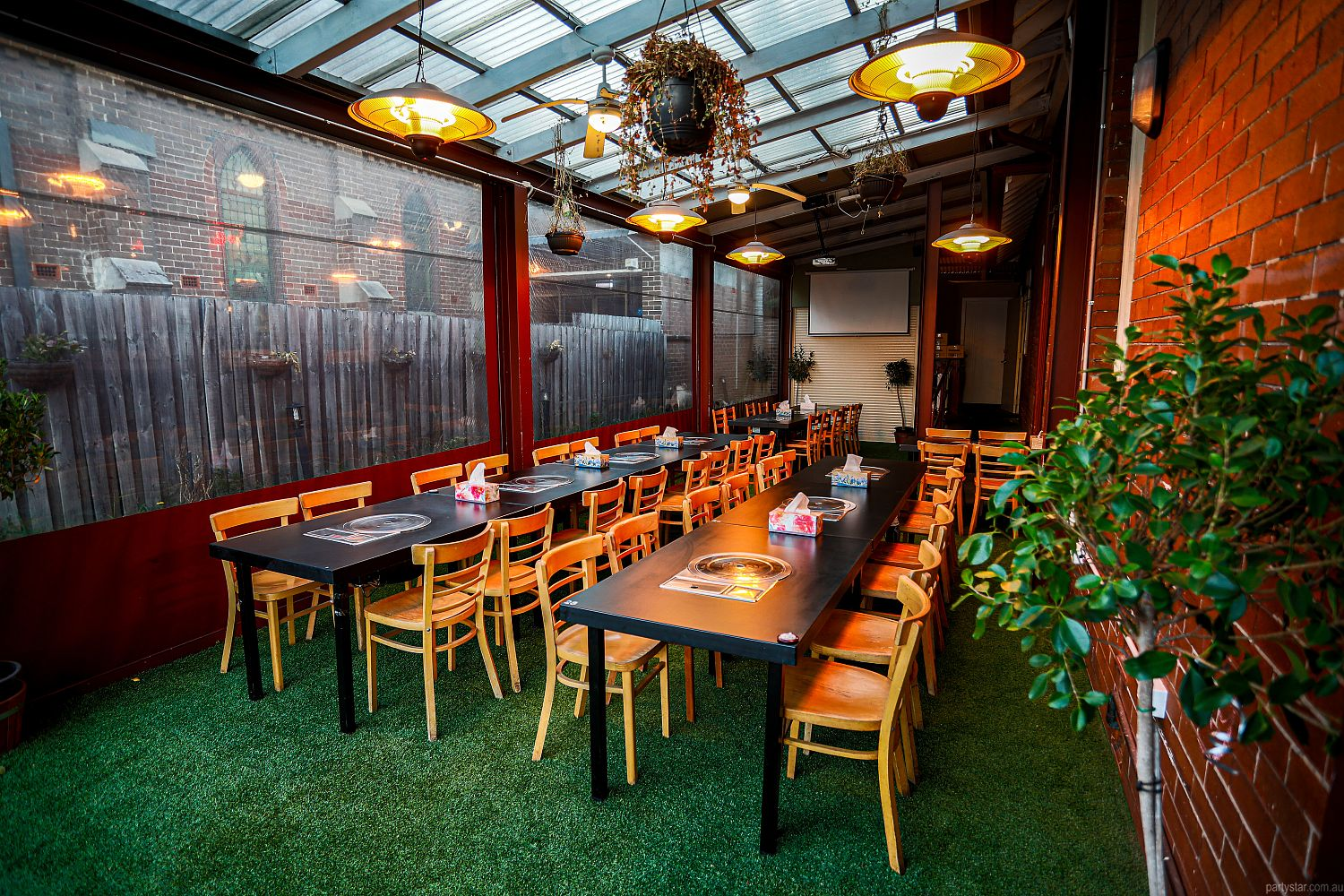 K Town BBQ, Haberfield, NSW. Function Room hire photo #1