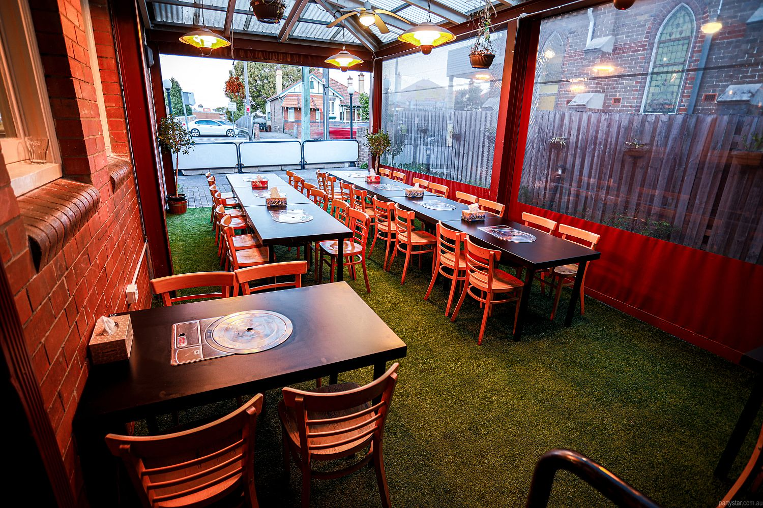 K Town BBQ, Haberfield, NSW. Function Room hire photo #2