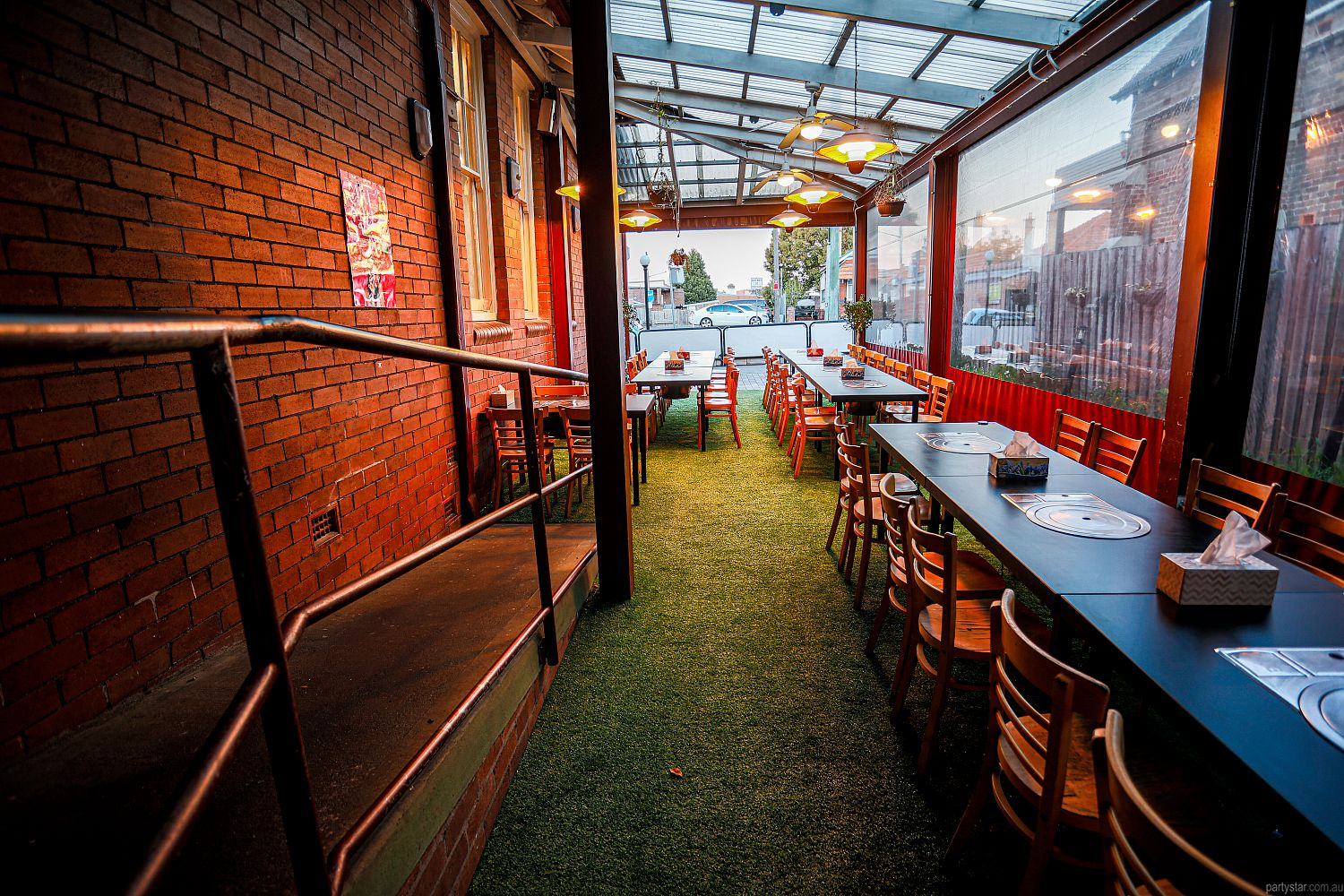 K Town BBQ, Haberfield, NSW. Function Room hire photo #3