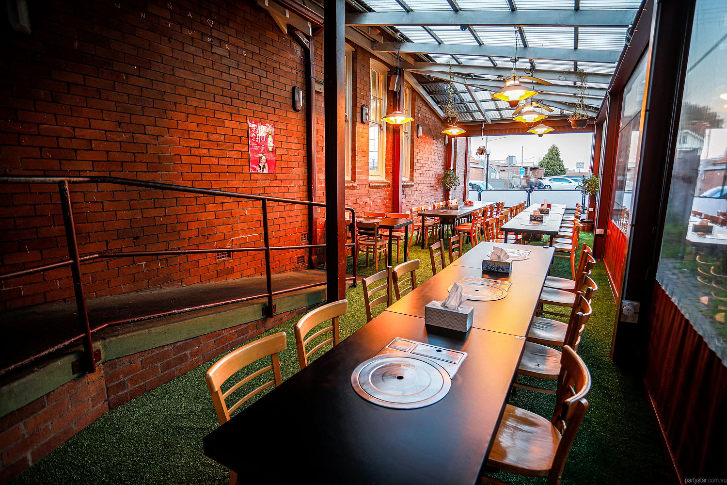 K Town BBQ, Haberfield, NSW. Function Room hire photo #4