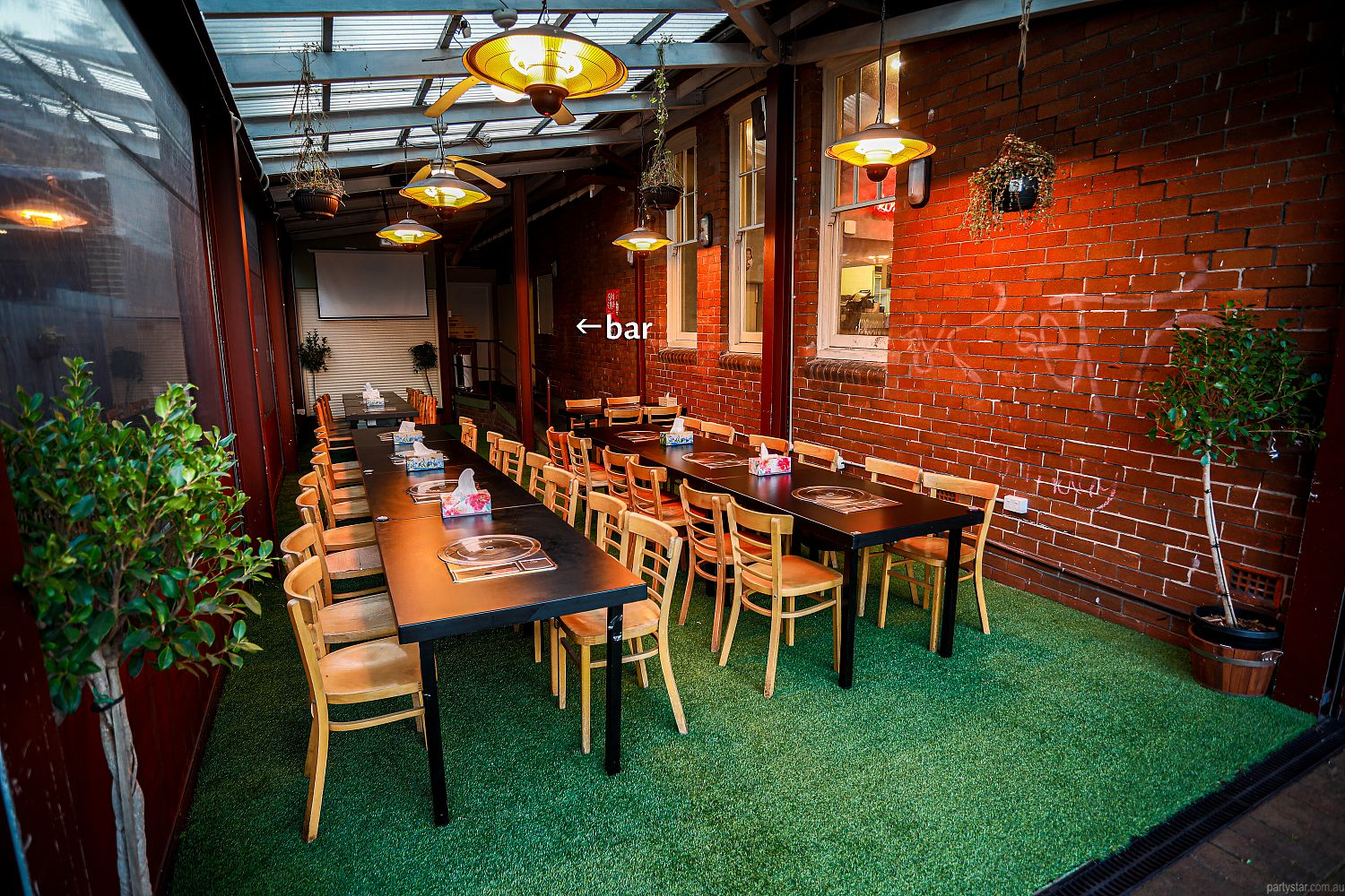 K Town BBQ, Haberfield, NSW. Function Room hire photo #5