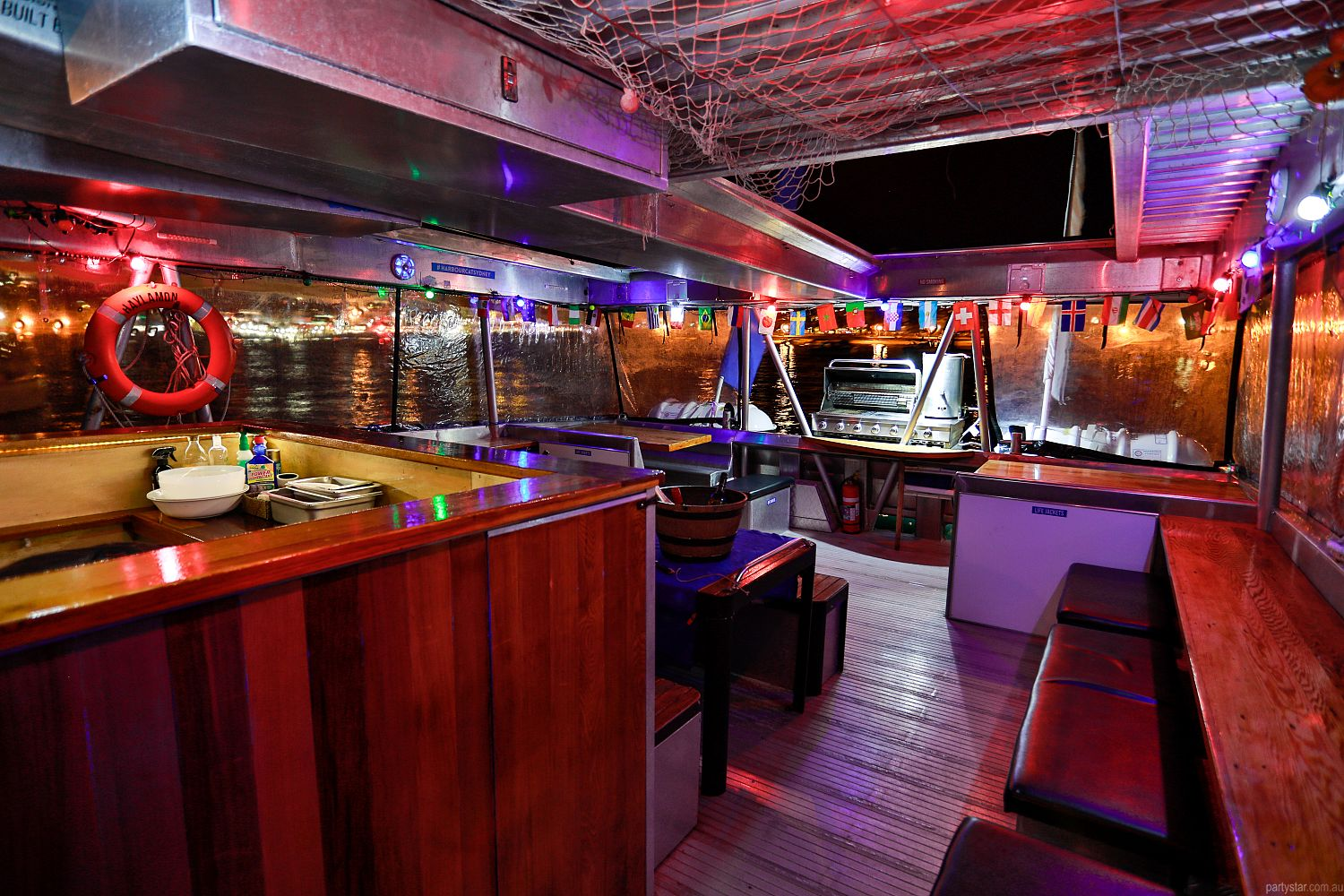 Harbourcat, Manly, NSW. Function Room hire photo #2