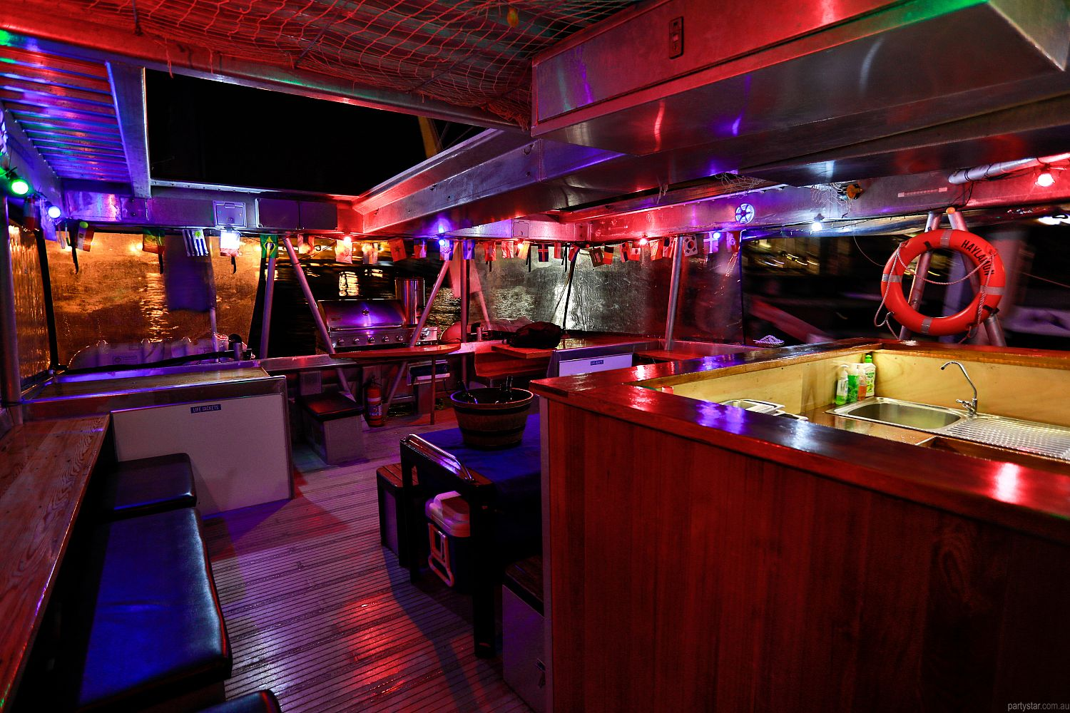 Harbourcat, Manly, NSW. Function Room hire photo #3